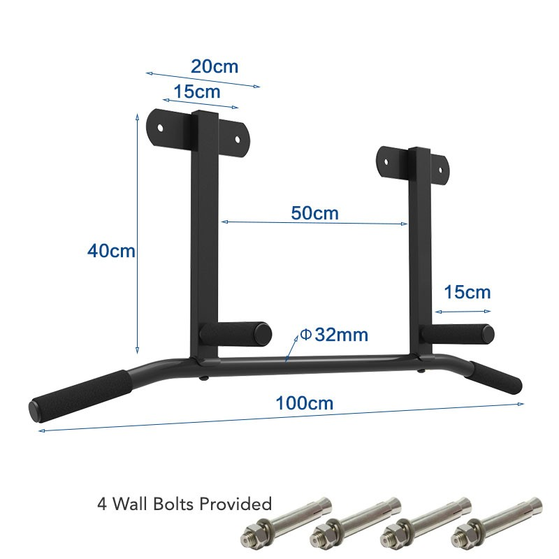 Buy Beam Mounted Pull Up Bar Fitness League