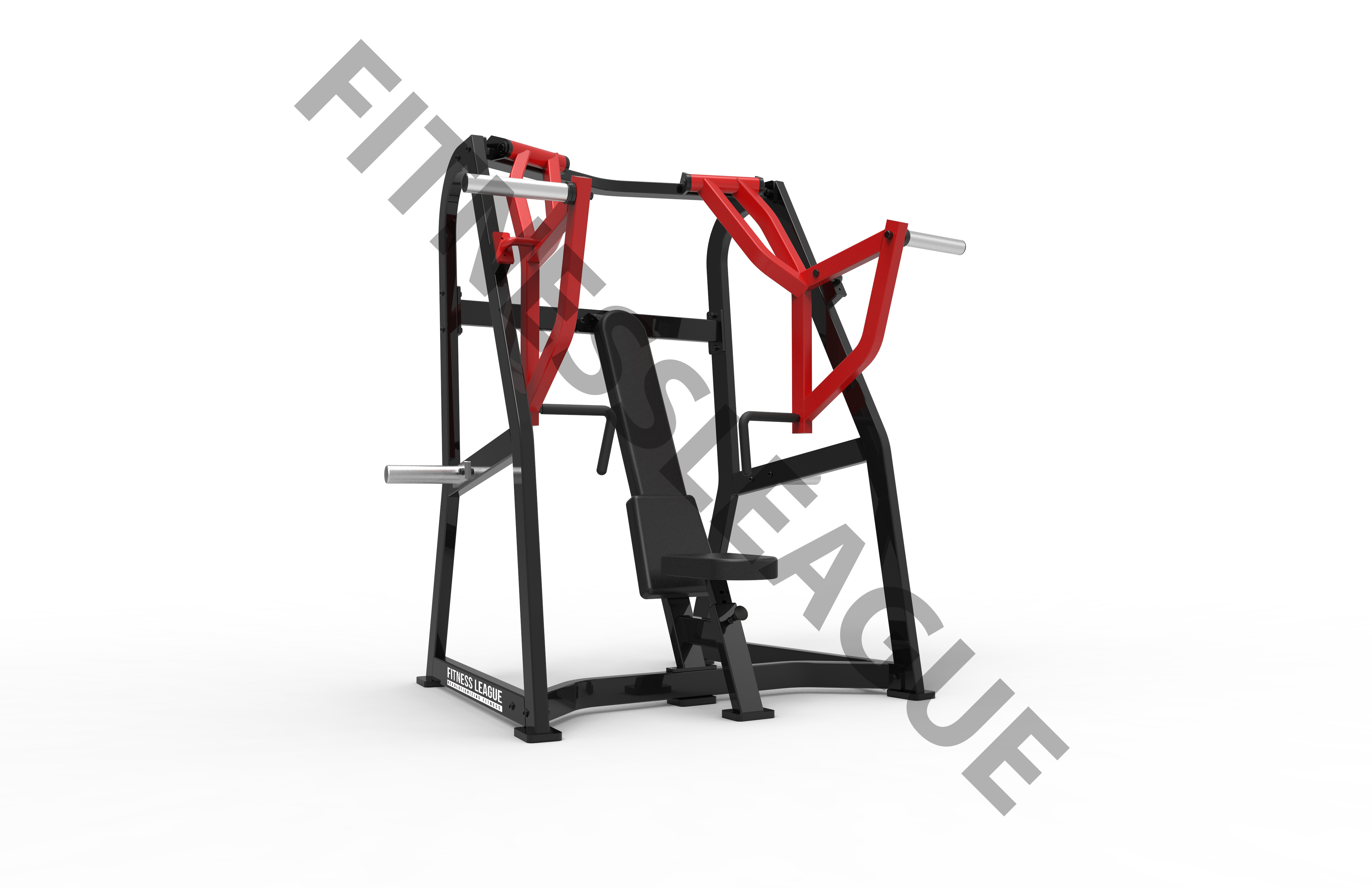Buy Fl313 Plate Loaded Iso Lateral Bench Press Fitness League